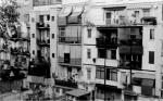 foley cour interieur à ma fenêtre Barcelona