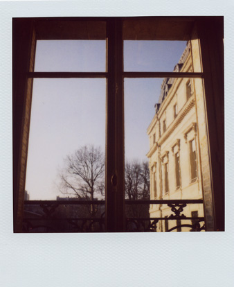Paris pola out of my window 1
