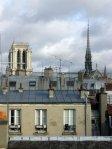 Côté cathédrale - Sit - par Rima