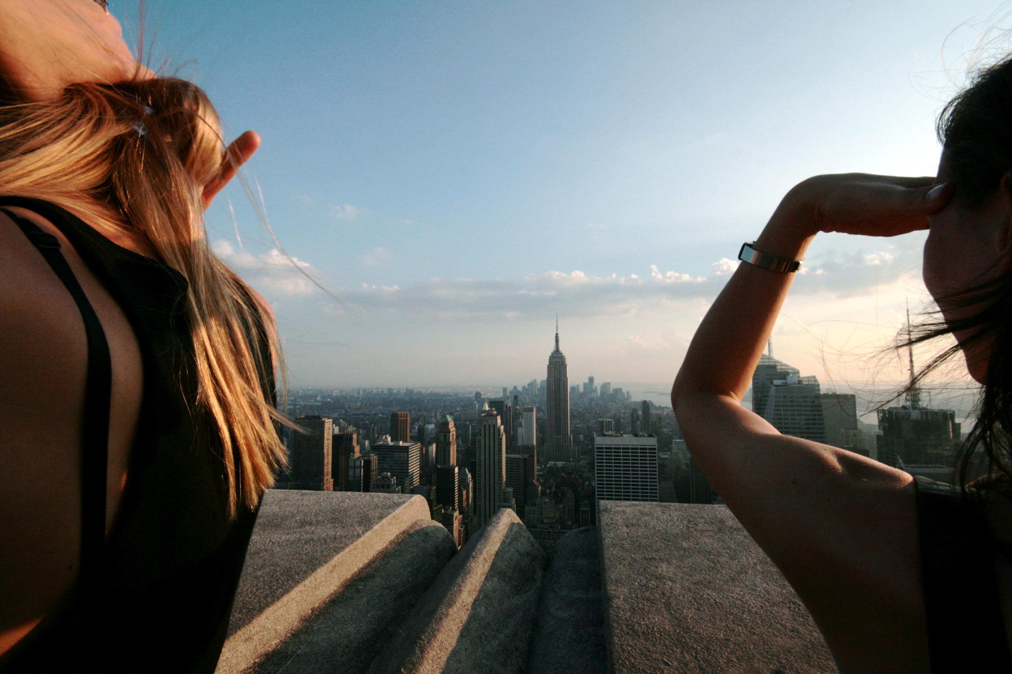 J'adore les photos nues de New York